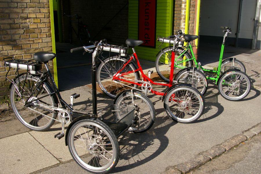 Billedet Viking cykel