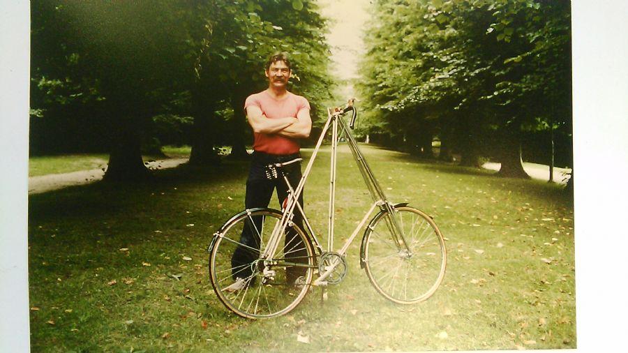 Billedet Søndermarken sommer for 32 år siden