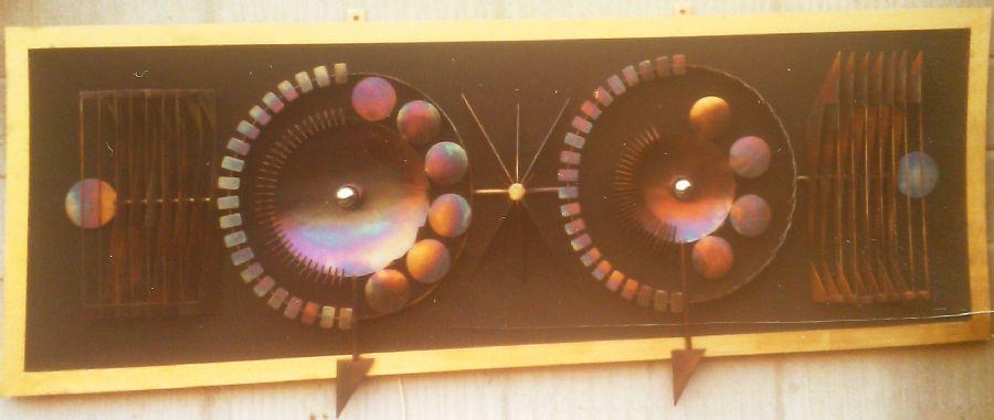 Billedet Stålblomster