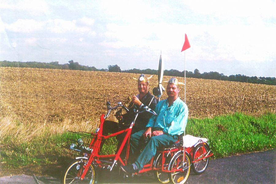 Billedet Tour de Bornholm 1994.
