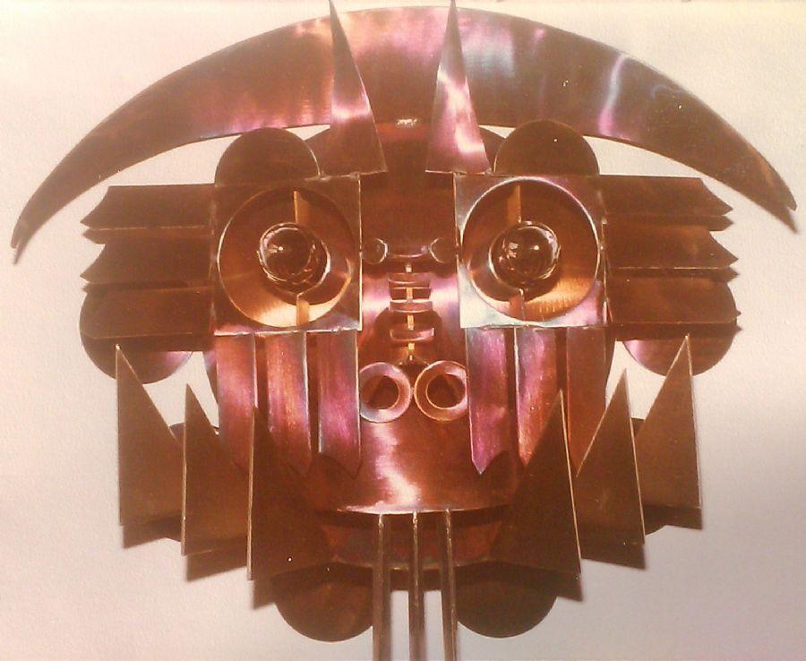 Billedet Stålmaske i rustfrit stål