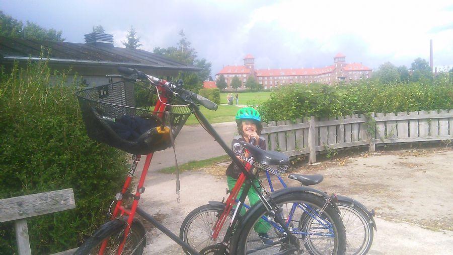 Billedet Cykeltur på Bispebjerg Bakke.