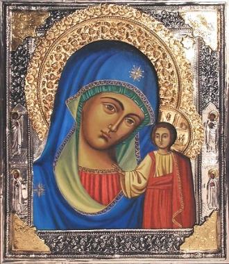 kristne ikoner