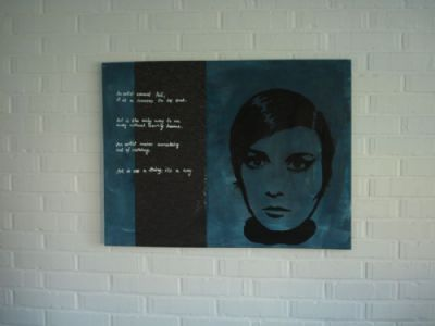 Twiggy art