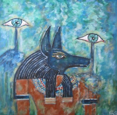 Anubis is waiting !