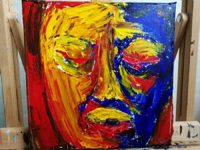 Expressionism face
