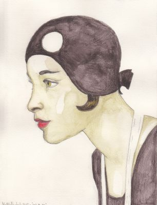 Girl from the 20s