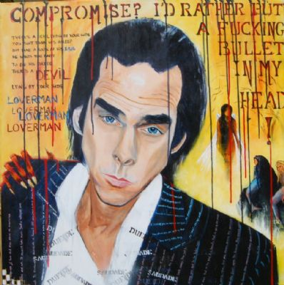 Nick Cave - words