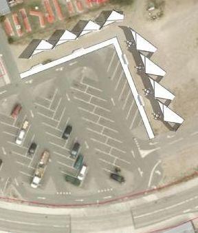 Forslag til stadepladser, N�stved havn