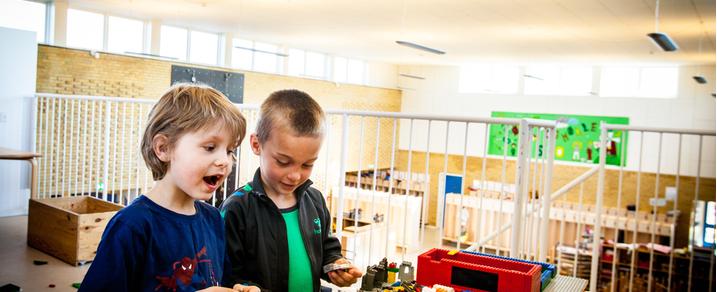Indskolingsafsnit Grønhøjskolen, Taastru