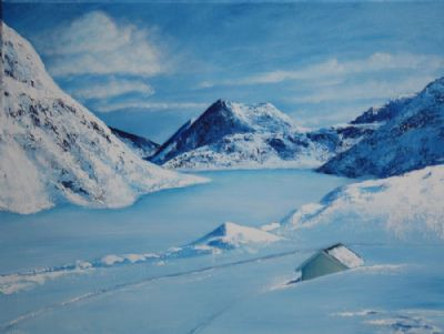 Norwegian Snowscape