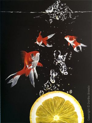 Lemon for your fish?