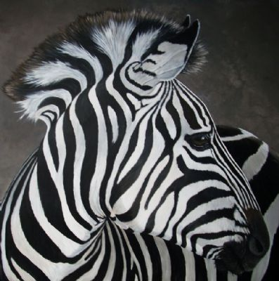 zoey the zebra