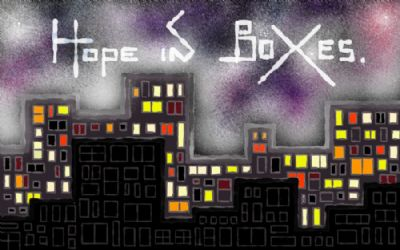 Hope in boxes