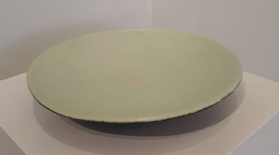 light green dish