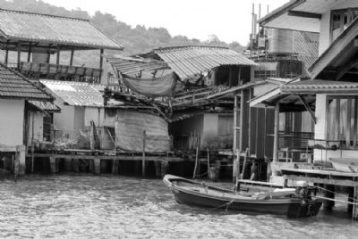 Boats, Fishermans Village, Koh Chang