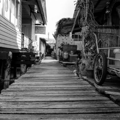 Old Fishermans Village, Koh Chang
